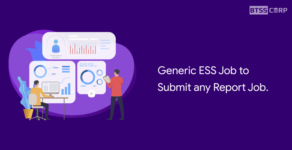 Generic ESS Job to submit